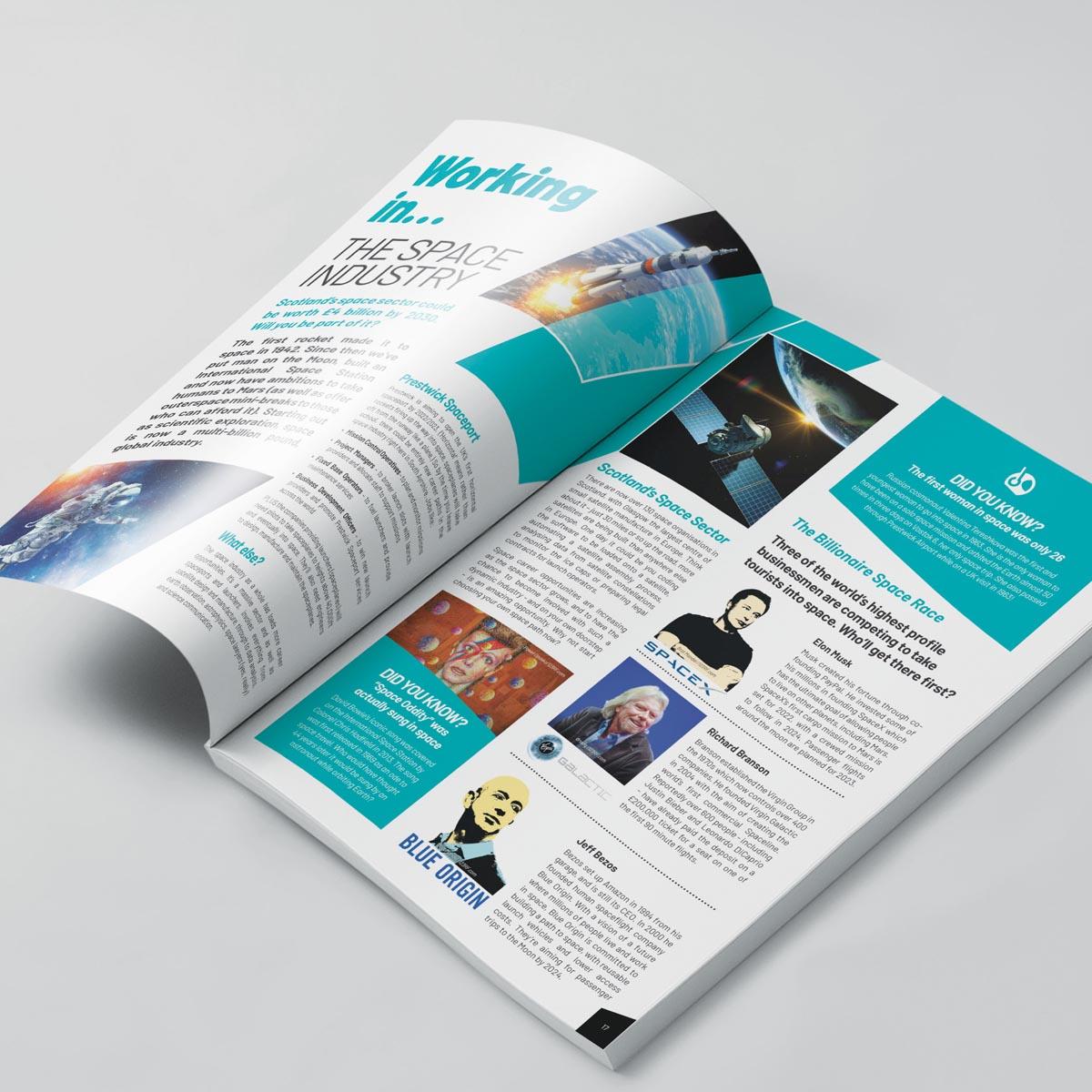 Skypath magazine