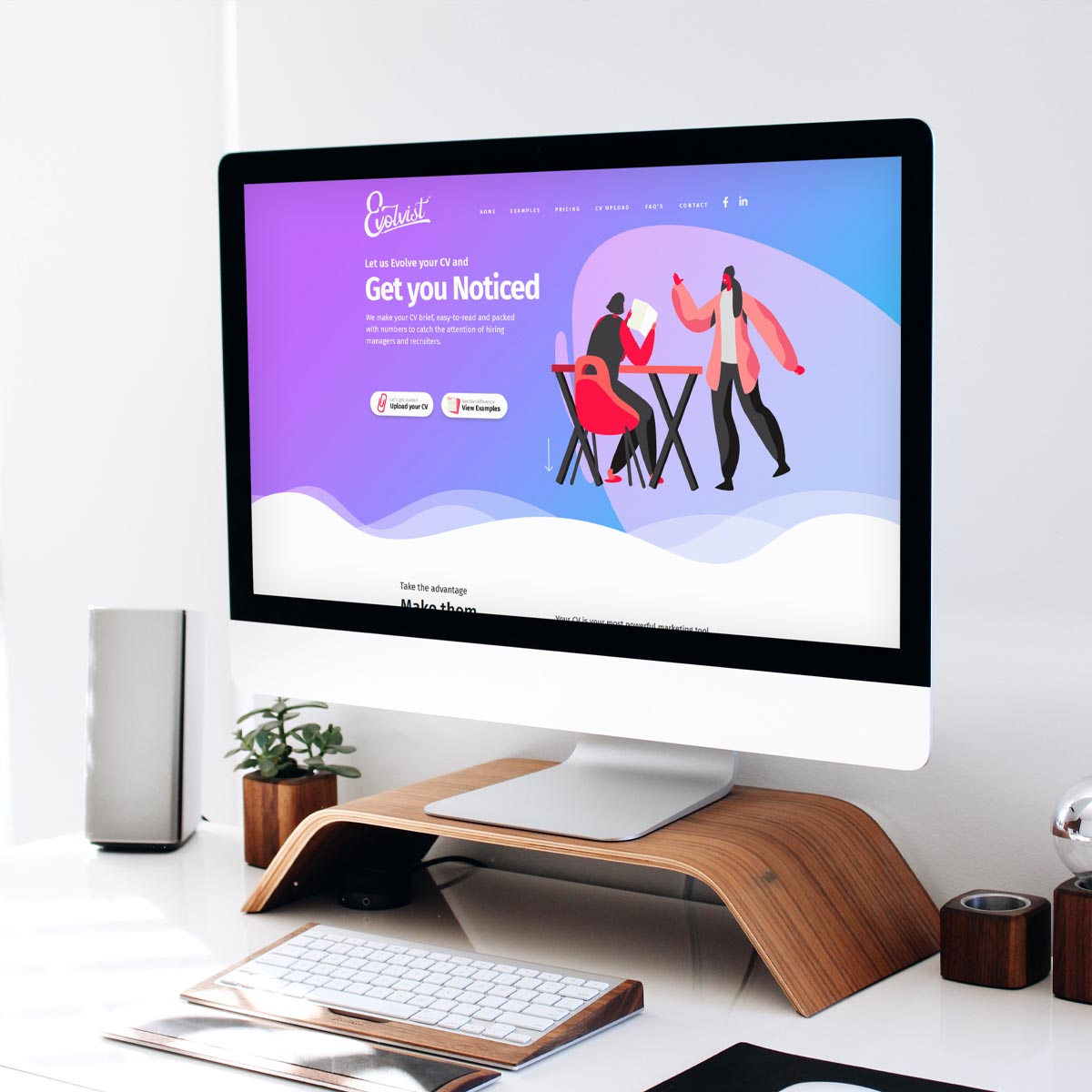 Evolvist-CV-Design-and-Writing-services
