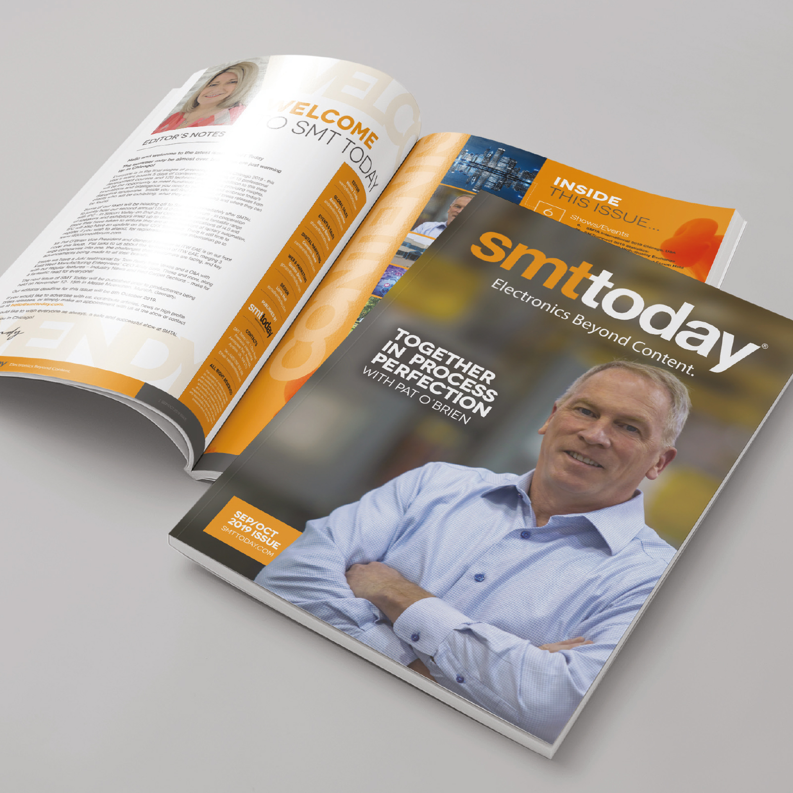 SMT Today magazine