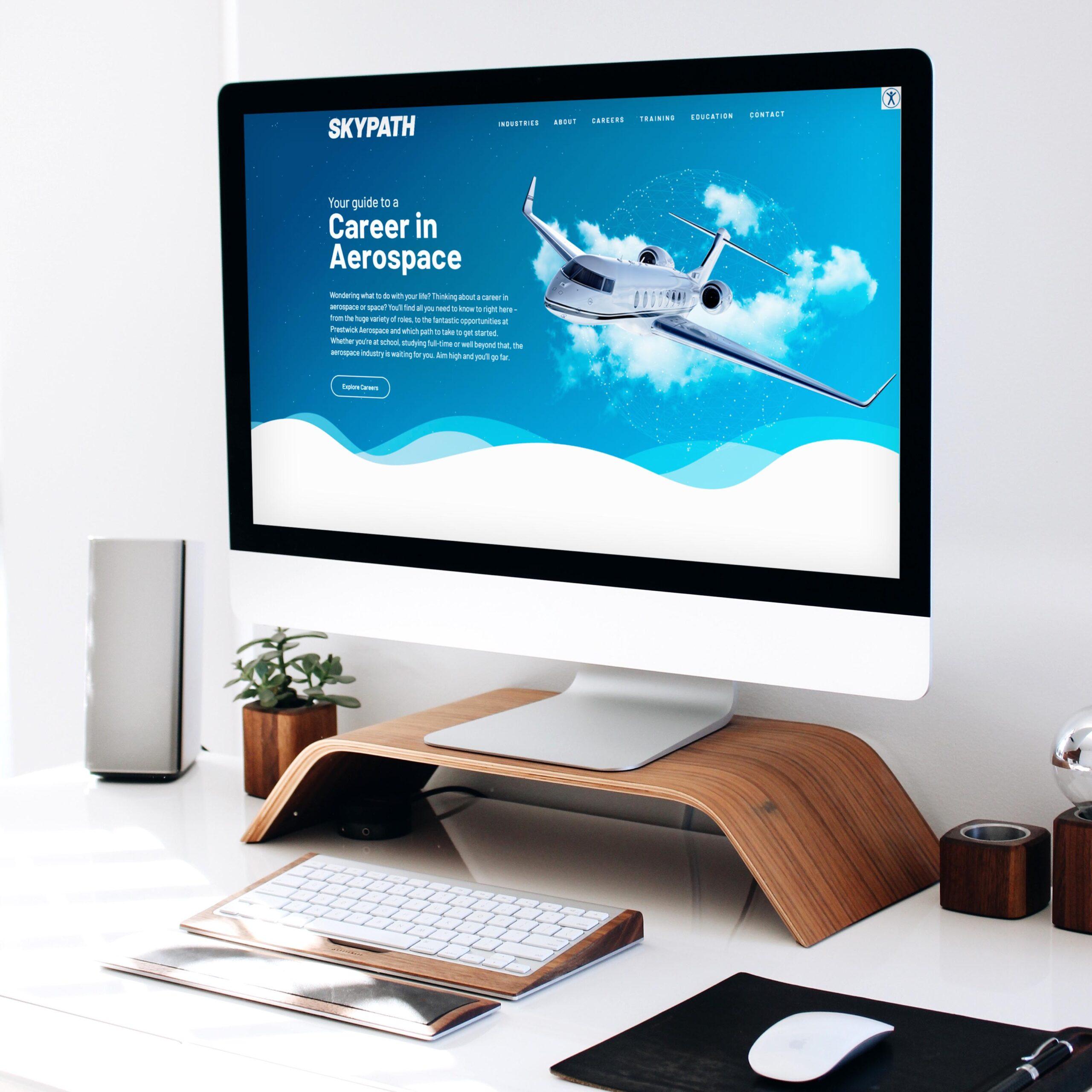 Skypath website