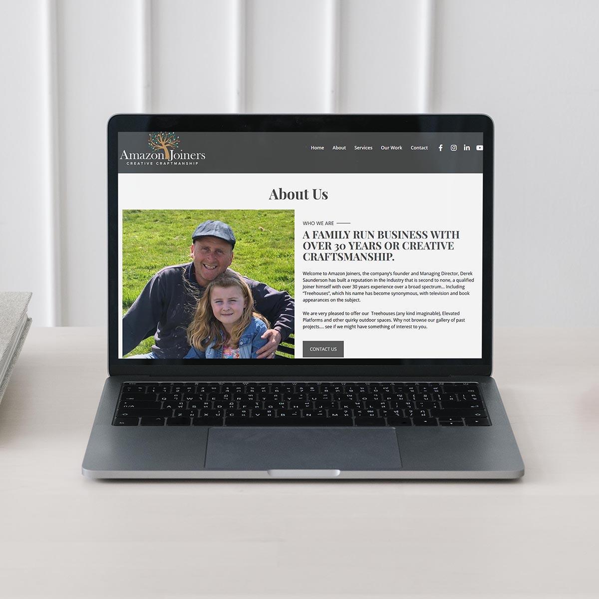Website Design Prestwick Ayrshire